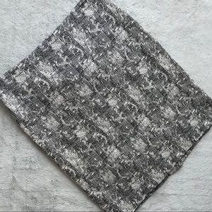M.M. Lafleur Noho Pencil Skirt Crackle Jacquard